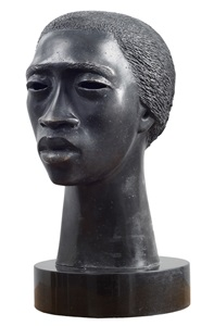 american and european sculpture, 19th and 20th century by elizabeth catlett