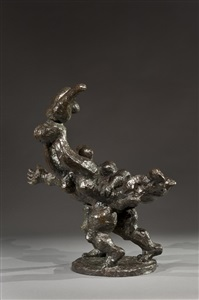 american and european sculpture, 19th and 20th century by jacques lipchitz
