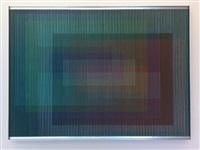 physichromie 554 by carlos cruz-diez