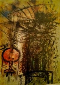 untitled by wifredo lam
