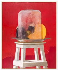 the ice by julio larraz
