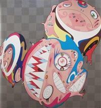 melting dob d by takashi murakami