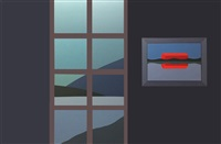 outside in by charles pachter