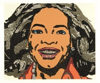 oprah by mickalene thomas