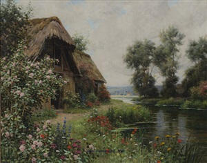 la vieille grange by louis aston knight