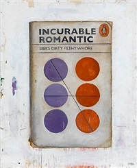 incurable romantic seeks dirty filthy whore by harland miller
