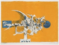 thorn cross by graham sutherland