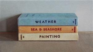 three observer's books by lucy mackenzie
