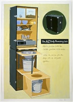 the a-z body processing unit by andrea zittel