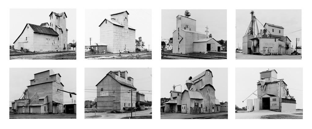 grain elevators by bernd and hilla becher