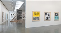 installation view: arena by gary simmons