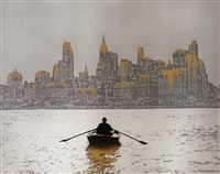 the morning after - nyc by nick walker