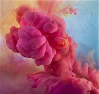 abstract 10444b by kim keever