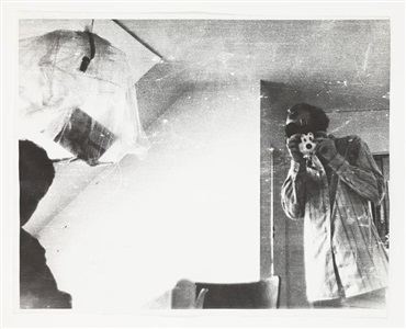 untitled taking pictures in the kirchfeldstr by sigmar polke