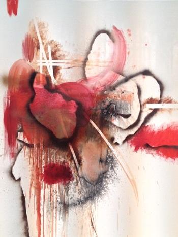 #1(lips) by elizabeth neel