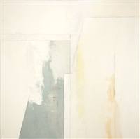 white no. 4 (halcyon) by wilfredo chiesa