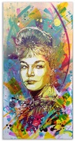 simone signoret by c215