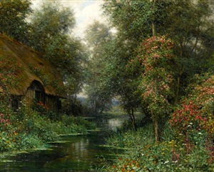 diane's cottage in june by aston knight