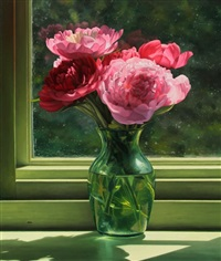 peonies by scott prior