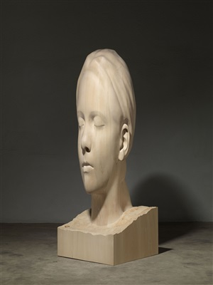 anna b by jaume plensa