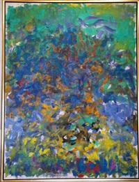 la grande vallee by joan mitchell