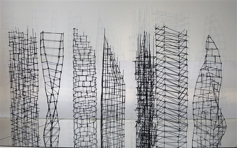 the seven towers by walid siti
