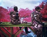 peace attack, virunga national park, north kivu by richard mosse