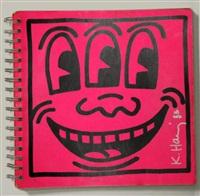 tony shafrazi gallery book by keith haring