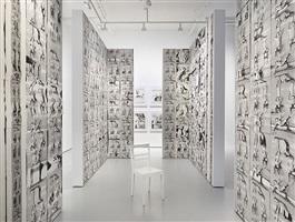 installation view by sigmar polke