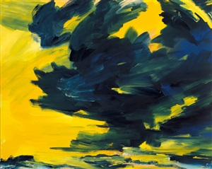 o.t. (himmelbilder) by bernd zimmer