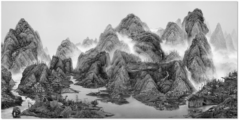 from the new world by yang yongliang