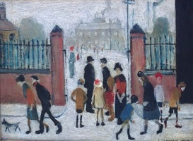 the gateway by laurence stephen lowry