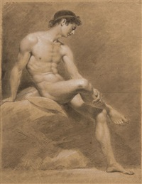 study of a man by stefano tofanelli