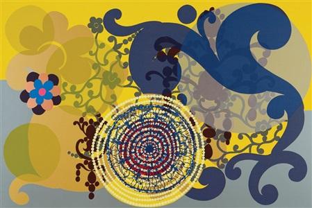 william wegman cubism and other -isms recent photographs by beatriz milhazes