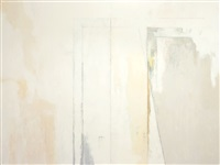 white no. 2 (wanderlust) by wilfredo chiesa