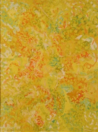 abstract in light by beauford delaney