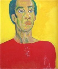 bernard hassel by beauford delaney