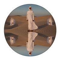 'rub' al khali from silsila series by sama alshaibi