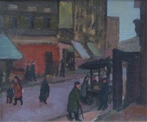 camberwell market by eric doitch