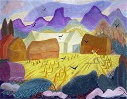 the cornfield by miss doris brabham hatt