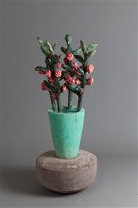 japanese flowering quinces by susanne auslender