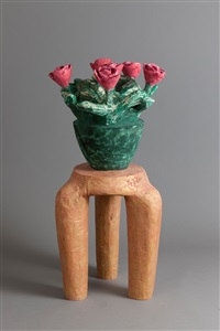spanish roses by susanne auslender