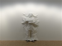 bound figure by daniel arsham