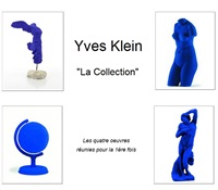 la collection by yves klein