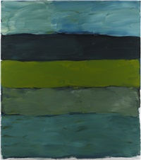 landline green lake by sean scully