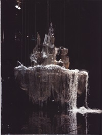 after bruno taut (beware the sweetness of things) by lee bul