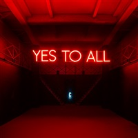 yes to all by sylvie fleury