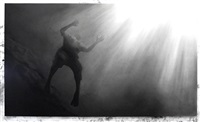 untitled (maldives) by robert longo