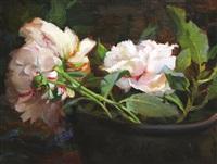peonies by carol arnold