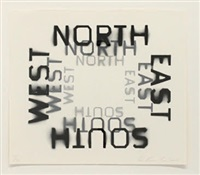 all points black state by ed ruscha